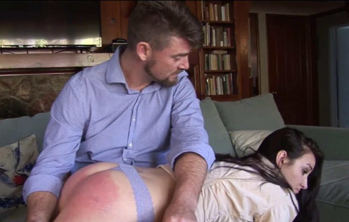 Over knee spanking the Strictmoor Academy