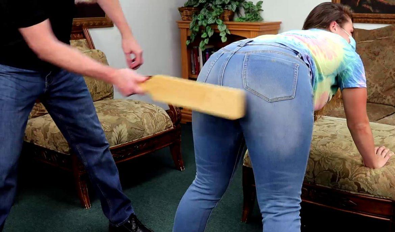 Real spankings